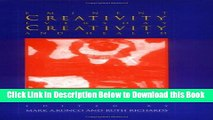 [Best] Eminent Creativity, Everyday Creativity, and Health (Publications in Creativity Research