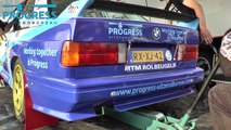 ELE Rally 2016 BMW M3 E30 by Mats vd Brand & Eddy Smeets