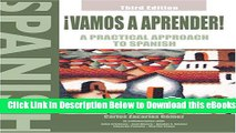 [Reads] Vamos A Aprender! A Practical Approach To Spanish (Spanish Edition) Free Ebook