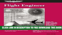 New Book Flight Engineer Test Prep: Study and Prepare for the Flight Engineer: Basic, Turbojet,