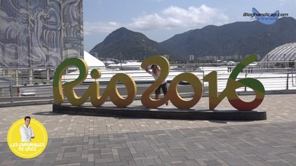 CHRONIQUE DE GREG 07/09/2016 - Jeux paralympiques Rio2016