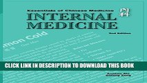 Collection Book Essentials of Chinese Medicine: Internal Medicine