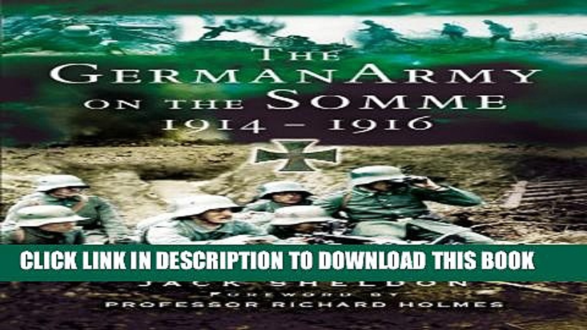 [PDF] German Army on the Somme 1914-1916 Popular Collection