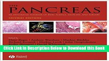 [Reads] The Pancreas: An Integrated Textbook of Basic Science, Medicine, and Surgery (Beger, The