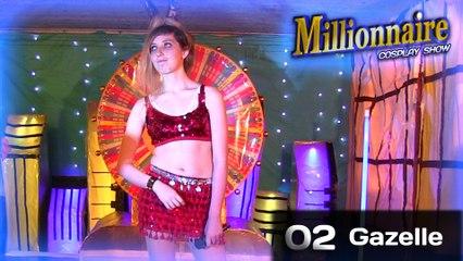 MILLIONNAIRE, Cosplay Show // S2 Em 02 // Gazelle (Zootopie)