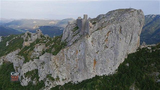Cap Sud Ouest Château de  Peyrepertuse