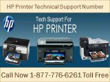 Effective Remedy through HP Printer Technical Support Number 1-877-776-6261