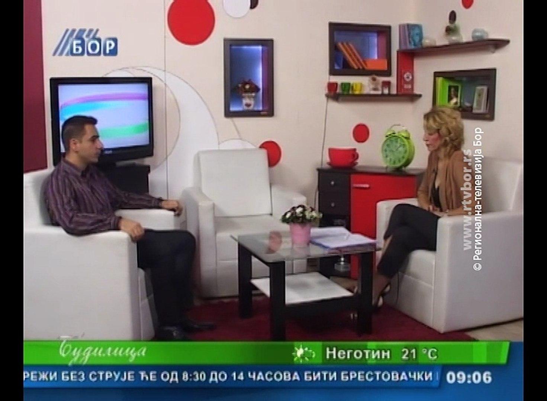 Budilica gostovanje (Saša Čorboloković), 8. septembar (RTV Bor)