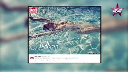 Monica Bellucci nue à la piscine, la photo sexy qui affole la Toile ! (vidéo)