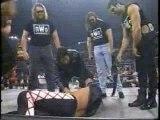 WCW - Buff Bagwell joins nWo