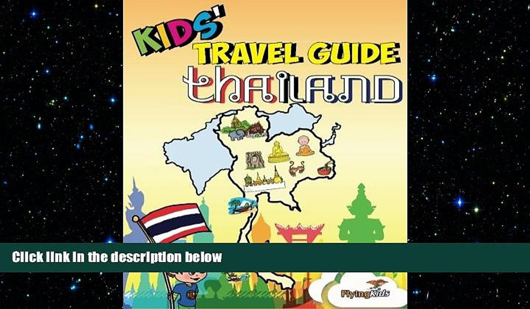 Thailand: No matter where you visit in Thailand fun activities useful tips quizzes and Leonardo! kids enjoy fascinating facts Kids Travel Guides