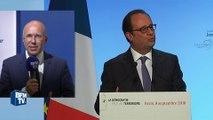 "Ciotti sur le discours de Hollande: ""La cible n'était pas le terrorisme mais Nicolas Sarkozy"""