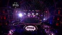 Linkin' Bridge- '7 Years' STUNNING Performance - Semi-finals (FULL) - America's Got Talent 2016