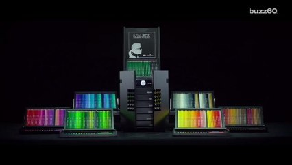 Karl Lagerfeld's Limited Edition $3,000 Drawing Kit is Unveiled