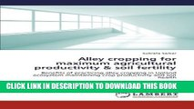 [PDF] Alley cropping for maximum agricultural productivity   soil fertility: Benefits of