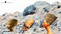 Ancient Aliens On MARS  Ancient Elongated Skull Caught By Curiosity NASA