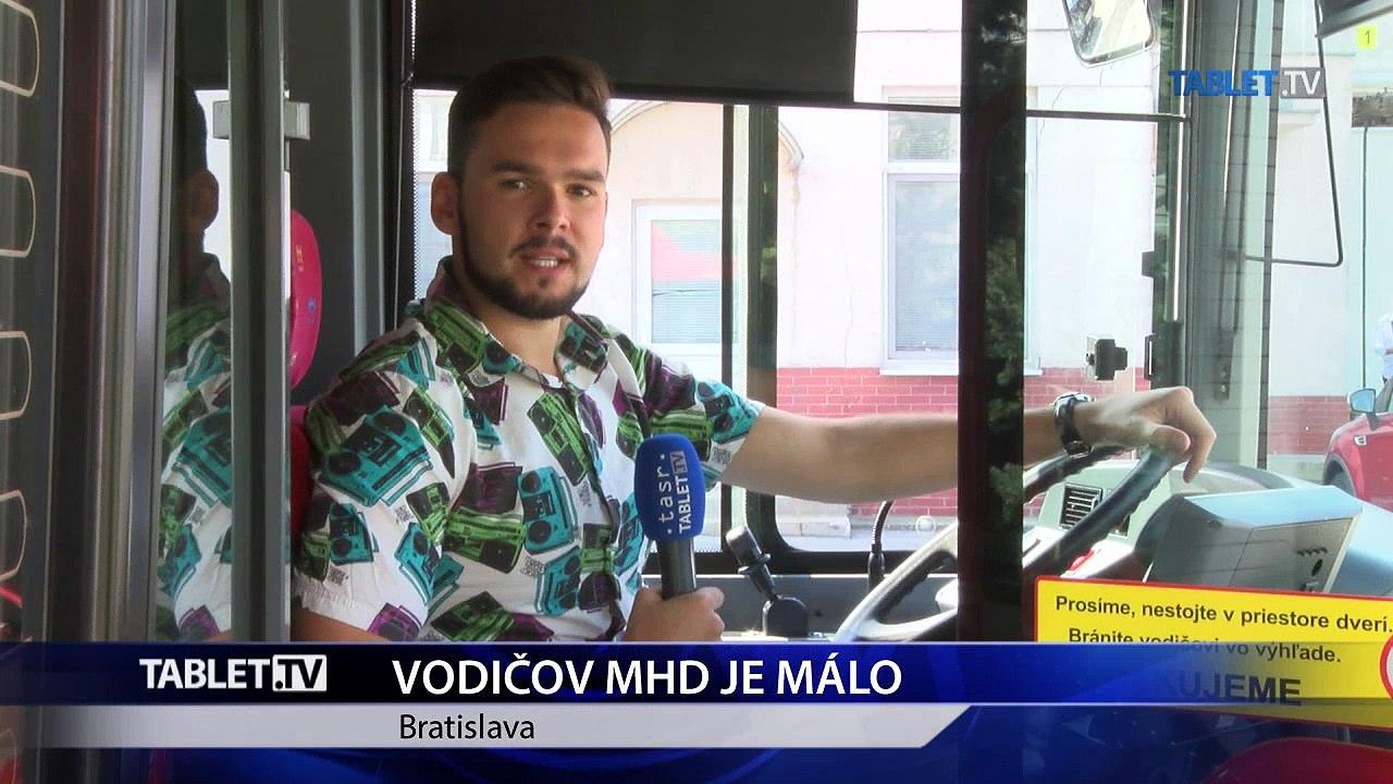 Dopravný podnik Bratislava hľadá vodičov, ponúka im viacero benefitov