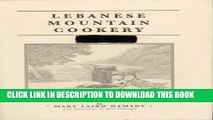 [New] Lebanese Mountain Cookery Exclusive Online