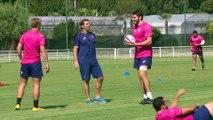 Top 14  Stade français - Castres Olympique: conférence d'avant match de Paul Gabrillagues