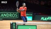 US Open - Gaël Monfils impressionne