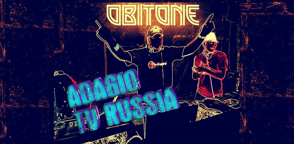 Obitone - about ADAGIO TV RUSSIA ( Official Video - ADAGIO TV RUSSIA )