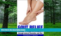 Big Deals  Gout Relief and Treatment through Natural Remedies and Diet  Best Seller Books Best