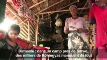 En Birmanie, les vies en suspens de milliers de Rohingyas