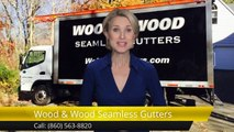 Wood & Wood Seamless Gutters Marlborough   Wonderful   5 Star Review by Larry W