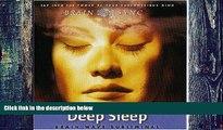 Must Have PDF  Deep Sleep: Brain Wave Subliminal (Brain Sync Series) (Brain Sync Audios)  Best
