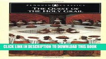 [PDF] The Quest of the Holy Grail (Penguin Classics) [Full Ebook]