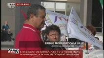 Réforme des collèges: faible mobilisation à Lille