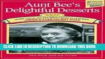 [PDF] Aunt Bee s Delightful Desserts Popular Collection[PDF] Aunt Bee s Delightful Desserts
