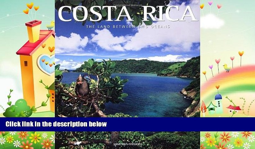 different Costa Rica: The Land Between Two Oceans (Exploring Countries of the World) | Godialy.com