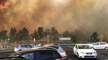 Les incendies font rage en Espagne et au Portugal
