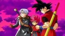 Dragon Ball Heroes GDM10 (Tráiler Black Goku y Demigra)