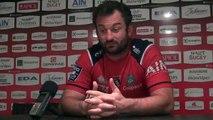 Rugby Pro D2 - Florian Faure après Oyonnax - Colomiers