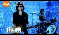 160909 めざましテレビ cut BUMP OF CHICKEN 「アリア」のMV撮影2