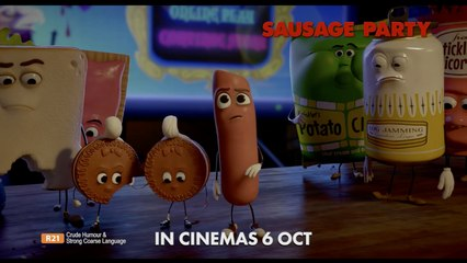Sausage Party - Official Trailer
