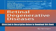[Reads] Retinal Degenerative Diseases: Mechanisms and Experimental Therapy (Advances in