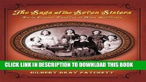 [New] The Saga of the Seven Sisters: Early Pioneer Families of Napa, California Exclusive Online