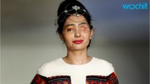 Acid Attack Survivor Kicks Off New York Fashion Week
