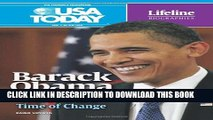 [PDF] Barack Obama: A Leader in a Time of Change (USA Today Lifeline Biographies) Full Colection