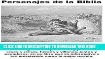 [PDF] Personajes de la Biblia: 3,000 biografias de los personajes de la Biblia Judia (Spanish