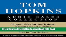 Read Tom Hopkins Audio Sales Collection  Ebook Online