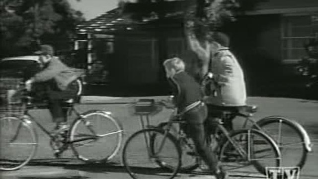 Leave It To Beaver - S 3 E 26 - Beaver's Bike