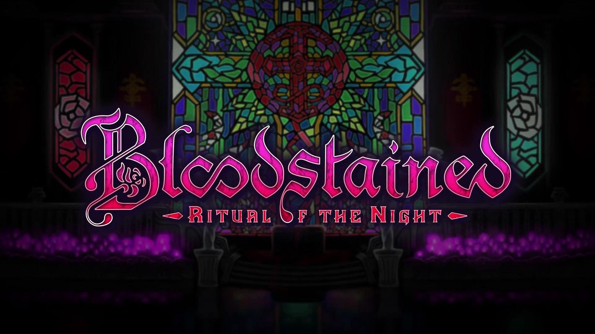 Bloodstained : IGA annonce un report pour le lancement