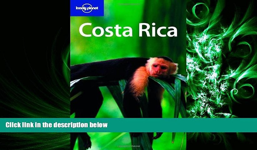there is Lonely Planet Costa Rica (Country Guide) | Godialy.com