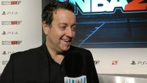 Entrevista Antoni Daimiel - NBA 2K17