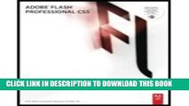 [PDF] Adobe Flash Professional CS5 Classroom in a Book (10) by Team, Adobe Creative [Paperback