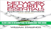 [PDF] Network Security Essentials Applications and Standards (5th Edition) Popular Online